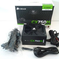 Corsair Power Supply CX750M - 750 Watt
