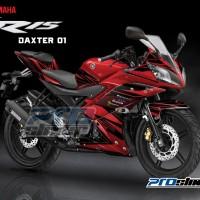 harga Jual Decal Yamaha R15 Motif Daxter By Prostiker.com Tokopedia.com