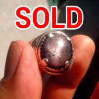 harga Ruby Johnson / Daging / Gondola Bigsize Ring Perak Tokopedia.com