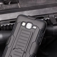 Samsung galaxy grand prime hard future armor bumper case cover