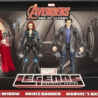 MARVEL LEGENDS - AVENGERS AOU 4PACK