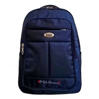 POLO RASTA NAVY BACKPACK / RANSEL POLO RASTA NAVY - BIRUDONKER