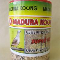 harga Makanan /Pakan Burung Perkutut Madura Koung 450 gr Tokopedia.com