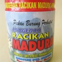 harga Makanan / Pakan Burung Perkutut Anugerah Racikan Madura Fruits 500 gr Tokopedia.com