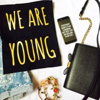 TUMBLR TEE - WE ARE YOUNG