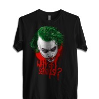 harga Kaos The Joker