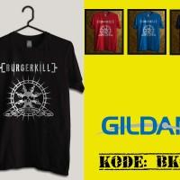 harga Kaos Musik Burgerkill -kaos Musik Original Gildan Softstyle Tokopedia.com