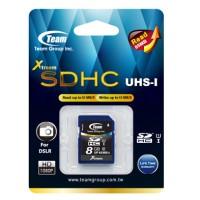 Team Xtreem SDHC UHS-1 8GB