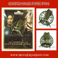Harga Catching Fire Pin The Hunger Games Katniss Everdeen | WIKIPRICE INDONESIA