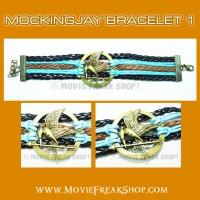 Jual Mockingjay Bracelet 1, Gelang The Hunger Games Katniss Everdeen Murah