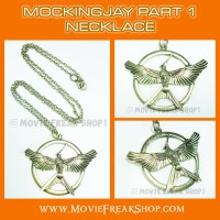 Harga Mockingjay Part 1 Necklace Kalung The Hunger Games Katniss Everdeen | WIKIPRICE INDONESIA
