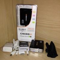 PowerBank CROSS 5800mAh - Power Bank CROSS Original - PB CROSS Garansi