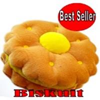 harga Boneka Bantal Unik Lucu Import Bentuk Makanan Kue Biskuit Cream Bulat Tokopedia.com