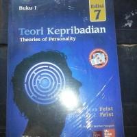 harga Buku Teori Kepribadian Buku 1 Ed 7( Salemba Humanika) Tokopedia.com