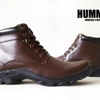 Sepatu Hummer Tracking Zupiter Hitam, Coklat, Merah Tua & Tan