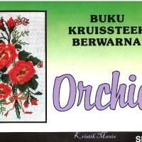 harga Buku Kristik/cross Stitch Orchid No. 2 Tokopedia.com