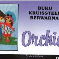 harga Buku Kristik/cross Stitch Orchid No. 4 Tokopedia.com