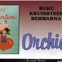 harga Buku Kristik/cross Stitch Orchid No. 10 Tokopedia.com