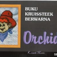 harga Buku Kristik/cross Stitch Orchid No. 25 Tokopedia.com