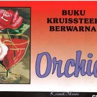 harga Buku Kristik/cross Stitch Orchid No. 12 Tokopedia.com