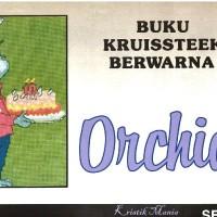 harga Buku Kristik/cross Stitch Orchid No. 14 Tokopedia.com