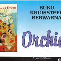 harga Buku Kristik/cross Stitch Orchid No. 3 Tokopedia.com