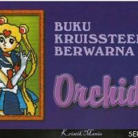harga Buku Kristik/cross Stitch Orchid No. 21 Tokopedia.com