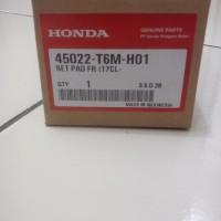 Kampas Rem Depan Honda HRV