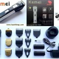 harga Alat Cukur Rambut Bayi Anak Dewasa Rechargeable Hair Cliper Km 3006 Tokopedia.com