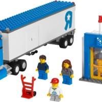 Lego City 7848 Toys R Us City Truck