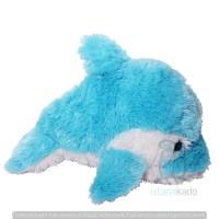 harga Boneka Binatang Dolphin Lumba - Lumba Animal Size S Biru Tokopedia.com