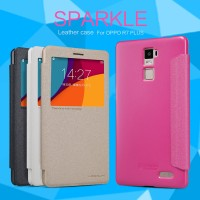Flip Case Nillkin Oppo R7 Plus Sparkle Series