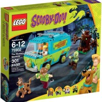 LEGO 75902 SCOOBY- DOO The Mystery Machine