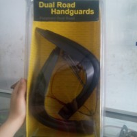 DUAL ROAD HANDGUARDS JALU - MONSTER PS. + LED [MUR