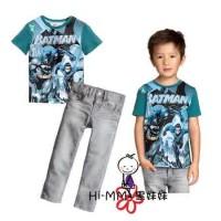 baju setelan anak kasual santai keren Hi-MM HiMM b