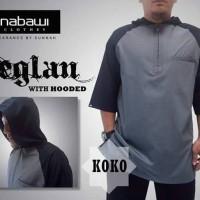 Koko Reglan With Hooded Gray