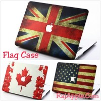 Pattern FLAG Case for Macbook Air 13""