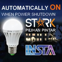 STARK LED Insta Smart Bulb (Emergency OTOMATIS)