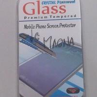 tempered glass Lg magna