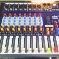 harga Mixer Audio Mcaudio 8ch Effect + Usb Tokopedia.com