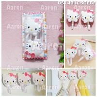 Gantungan Baju / Gantungan Serbaguna Hello Kitty 051401