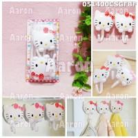 Gantungan Baju / Gantungan Serbaguna Hello Kitty 051400
