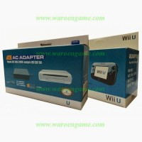Wii U Adaptor 220V for Console & Pad (3rd Party)
