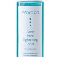 Toner Non Alkohol Wardah - Acne Pore Tightening Toner 100ml