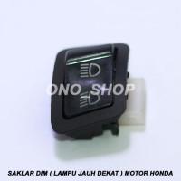 Saklar Dim ( Lampu Jauh Dekat ) Motor Honda