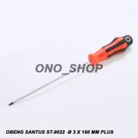 Obeng Santus ST-9022 3x150 Mm Plus