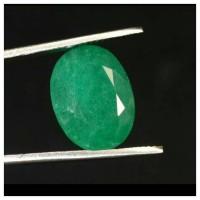 Jual Natural emerald colombia (daging) Murah