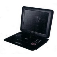 DVD Portable TV 13 Inch DC073