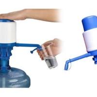 POMPA GALON AIR MINERAL AQUA MANUAL TEKAN MURMER DRINKING WATER PUMP