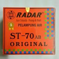 Pelampung Air Otomatis Radar ST-70 AB Original {Perlengkapan Toren}